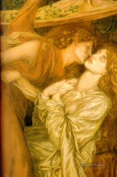 Rossetti20 Pre Raphaelite Brotherhood Dante Gabriel Rossetti Oil Paintings