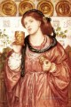 The Loving Cup Pre Raphaelite Brotherhood Dante Gabriel Rossetti