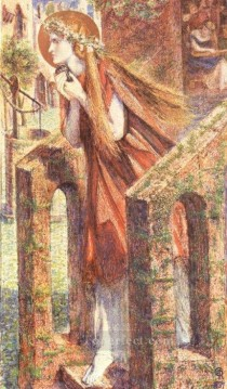 Mary Magdalen2 Pre Raphaelite Brotherhood Dante Gabriel Rossetti Oil Paintings