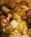 Morning Music Pre Raphaelite Brotherhood Dante Gabriel Rossetti