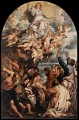 Assumption of the Virgin Baroque Peter Paul Rubens
