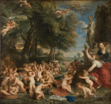 Worship of Venus Peter Paul Rubens Oil Paintings