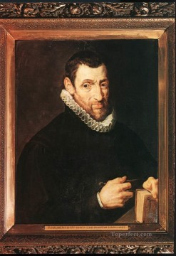 Peter Canvas - Christoffel Plantin Baroque Peter Paul Rubens