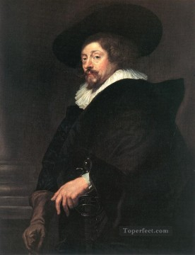 Self Painting - Self portrait 1639 Baroque Peter Paul Rubens