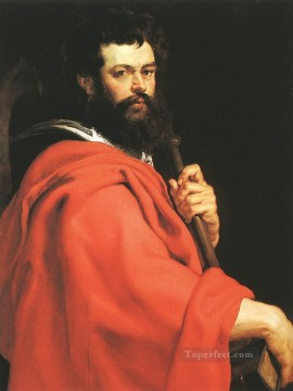 Peter Art - St James the Apostle Baroque Peter Paul Rubens
