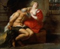 Simon and Pero Roman Charity Baroque Peter Paul Rubens