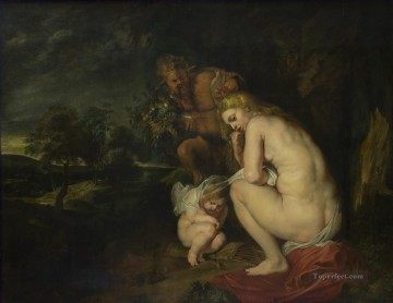 Venus Frigida Baroque Peter Paul Rubens Oil Paintings