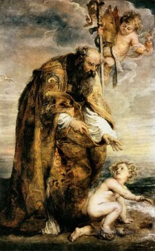 st augustine Peter Paul Rubens Oil Paintings