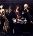 The Supper At Emmaus Baroque Peter Paul Rubens