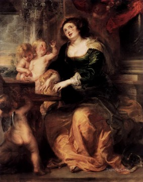st cecilia 1640 Peter Paul Rubens Oil Paintings