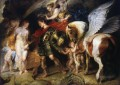 Perseus and Andromeda Baroque Peter Paul Rubens
