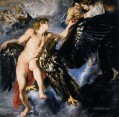 The Abduction of Ganymede Peter Paul Rubens