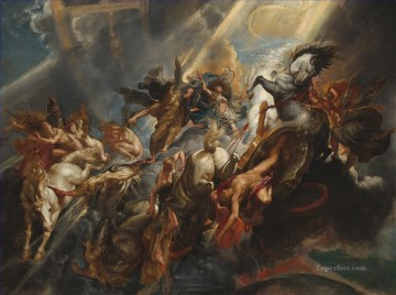 The Fall of Phaeton Peter Paul Rubens Oil Paintings
