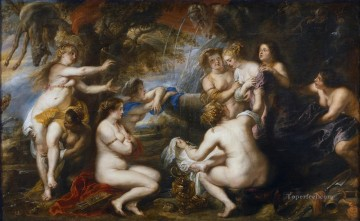 Diana and Callisto Peter Paul Rubens Oil Paintings