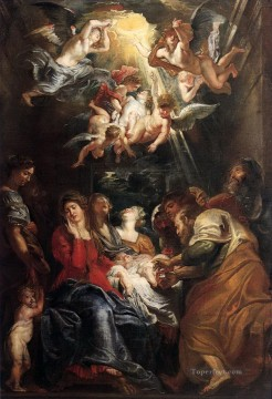 The Circumcision of Christ Peter Paul Rubens Oil Paintings