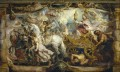 The Triumph of the Church Peter Paul Rubens