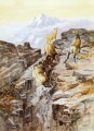 big horn sheep 1904 Charles Marion Russell