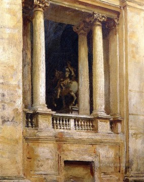 A Window in the Vatican John Singer Sargent Oil Paintings