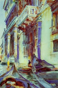 On the Grand Canal John Singer Sargent Oil Paintings