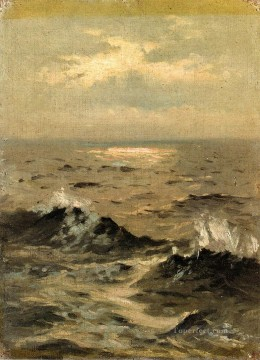 Seascape John Singer Sargent Oil Paintings