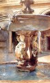 Spanish Fountain John Singer Sargent