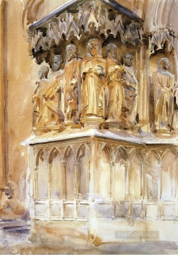 Tarragona John Singer Sargent Oil Paintings