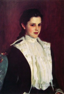 Alice Vanderbilt Shepard portrait John Singer Sargent Oil Paintings
