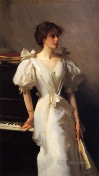 Catrherine Vlasto portrait John Singer Sargent Oil Paintings