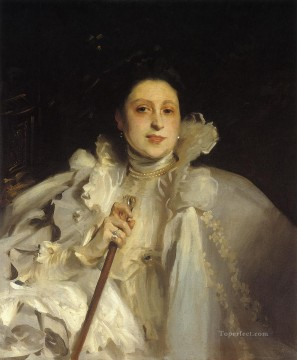 still Canvas - Countess Laura Spinola Nunez del Castillo portrait John Singer Sargent
