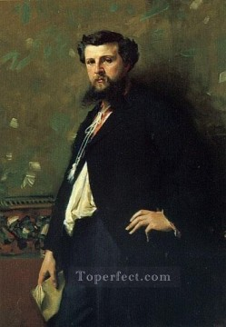 Edouard Pailleron portrait John Singer Sargent Oil Paintings