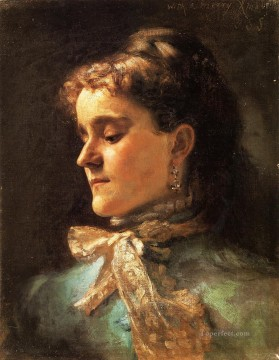 Emily Sargent portrait John Singer Sargent Oil Paintings