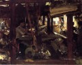 Granada The Weavers John Singer Sargent