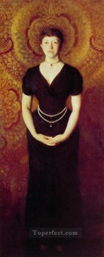 Isabella Stewart Gardner portrait John Singer Sargent Oil Paintings