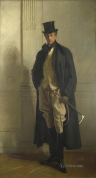 Lord Ribblesdale portrait John Singer Sargent Oil Paintings