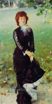 Madame Edouard Pailleron portrait John Singer Sargent Oil Paintings