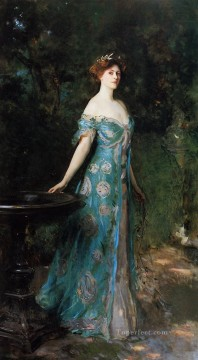 Millicent Duchess of Sutherland portrait John Singer Sargent Oil Paintings