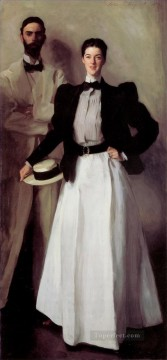 mrs painting - Mr and Mrs Isaac Newton Phelps Stokes portrait John Singer Sargent