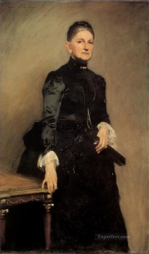 Mrs Adrian Iselin portrait John Singer Sargent Oil Paintings