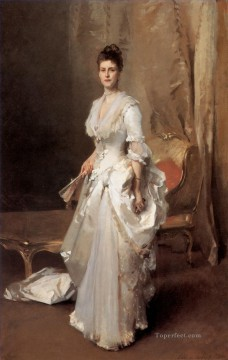 White Works - Mrs Henry White portrait John Singer Sargent
