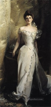 Mrs Ralph Curtis portrait John Singer Sargent Oil Paintings