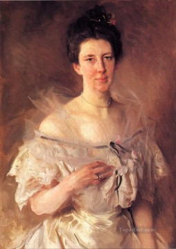 MrsGardiner Greene Hammond Esther Fis portrait John Singer Sargent Oil Paintings