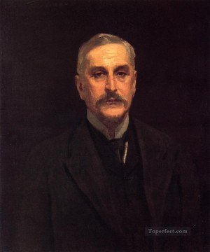 Portrait of Colonel Thomas Edward Vickers John Singer Sargent Oil Paintings