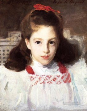 Portrait of Miss Dorothy Vickers John Singer Sargent Oil Paintings