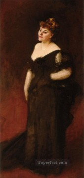 mrs painting - Portrait of Mrs Harry Vane Milbank John Singer Sargent