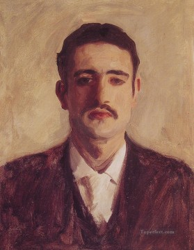 Portrait of a man John Singer Sargent Oil Paintings