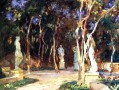 Shady Paths John Singer Sargent