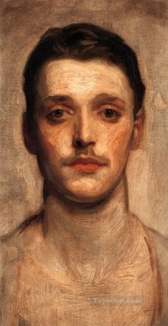 Study of a Young Man John Singer Sargent Oil Paintings