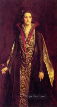 The Countess of Rocksavage John Singer Sargent Oil Paintings