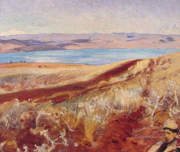 The Dead Sea John Singer Sargent Oil Paintings