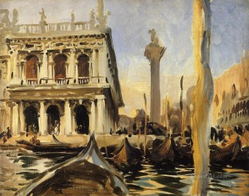 The Libreria John Singer Sargent Oil Paintings